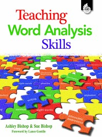 Cover Teaching Word Analysis Skills