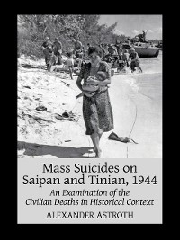 Cover Mass Suicides on Saipan and Tinian, 1944