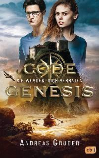 Cover Code Genesis - Sie werden dich verraten