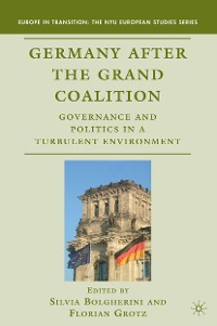 Cover Germany after the Grand Coalition