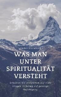 Cover Was man unter Spiritualität versteht