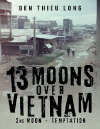 Cover 13 Moons Over Vietnam: 2nd Moon - Temptation