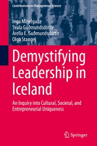 Cover Demystifying Leadership in Iceland