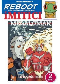 Cover iMITICI 2 - Megaloman l'invincibile