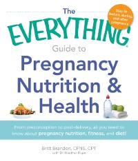 Cover Everything Guide to Pregnancy Nutrition & Health