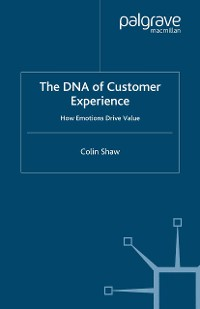 Cover The DNA of Customer Experience