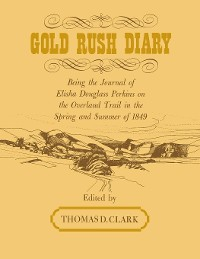 Cover Gold Rush Diary