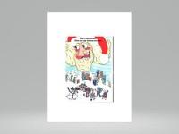 Cover Öllek und der Weihnachtsmann