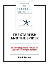 Cover The Starfish and the Spider