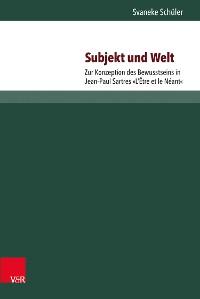 Cover Subjekt und Welt
