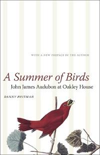 Cover A Summer of Birds