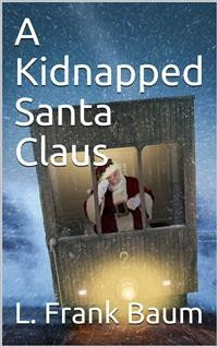 Cover A Kidnapped Santa Claus