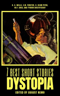 Cover 7 best short stories - Dystopia
