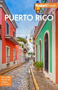 Cover Fodor's Puerto Rico