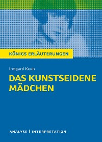 Cover Das kunstseidene Mädchen von Irmgard Keun.
