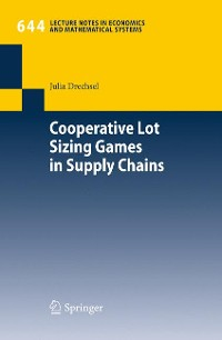 Cover Cooperative Lot Sizing Games in Supply Chains