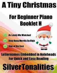 Cover A Tiny Christmas for Beginner Piano Booklet H
