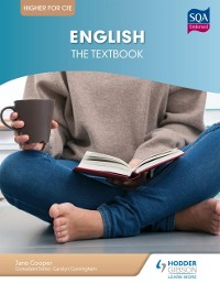 Cover Higher English: The Textbook