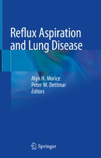 Cover Reflux Aspiration and Lung Disease