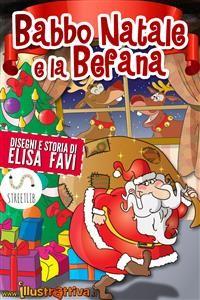 Cover Babbo Natale e la Befana