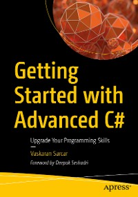 Cover Getting Started with Advanced C#