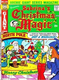 Cover Sabrina's Christmas Magic (2014), Issue 3