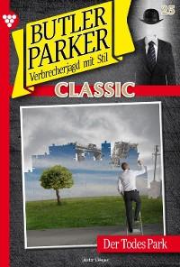 Cover Butler Parker Classic 25 – Kriminalroman