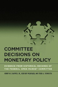 Cover Committee Decisions on Monetary Policy