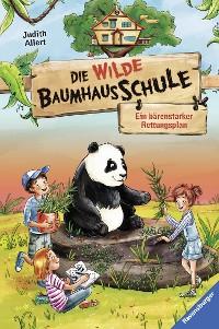 Cover Die wilde Baumhausschule, Band 2: Ein bärenstarker Rettungsplan