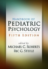 Cover Handbook of Pediatric Psychology, Fifth Edition