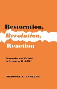 Cover Restoration, Revolution, Reaction