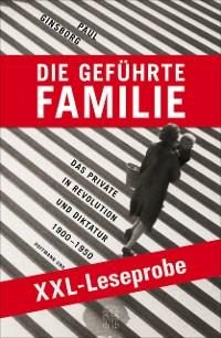 Cover XXL-LESEPROBE: Ginsborg - Die geführte Familie