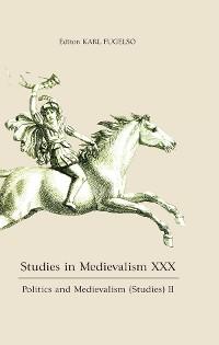 Cover Studies in Medievalism XXX