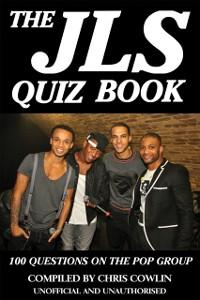 Cover JLS Quiz Book