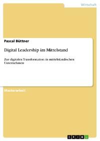 Cover Digital Leadership im Mittelstand