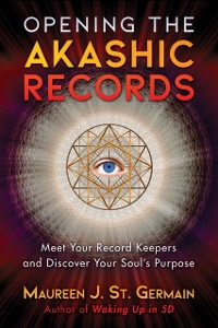 Cover Opening the Akashic Records