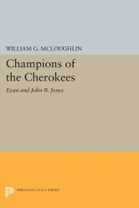 Cover Champions of the Cherokees