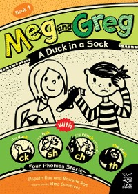 Cover Meg and Greg: A Duck in a Sock