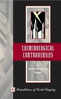 Cover Criminological Controversies