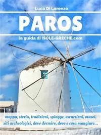 Cover Paros - La guida di isole-greche.com
