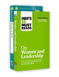 Cover HBR's Women at Work Collection
