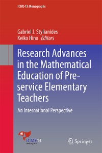 Cover Research Advances in the Mathematical Education of Pre-service Elementary Teachers