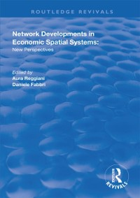 Cover Network Developments in Economic Spatial Systems