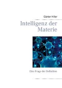 Cover Intelligenz der Materie