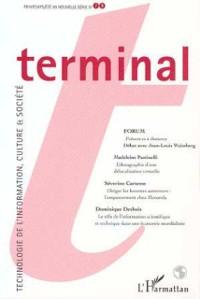 Cover TERMINAL N(deg) 79