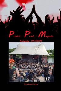 Cover Promo Print Magazin 1 / 2019