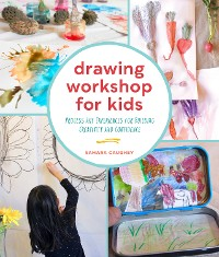 Cover Drawing Workshop for Kids