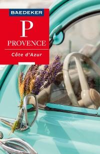 Cover Baedeker Reiseführer Provence, Côte d'Azur