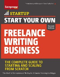 Cover Start Your Own Freelance Writing Business