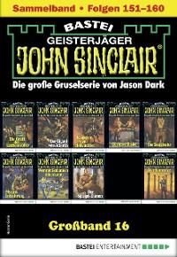 Cover John Sinclair Großband 16 - Horror-Serie